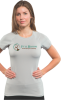 Short Sleeved Female Performance T-shirt with Full Chest Custom Imprinted G Imprinted Apparel