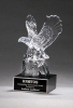 Crystal Eagle on Black Base Sales Awards