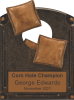 Corn Hole Legends of Fame Winner's Choice Catalog