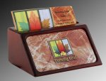 R2320 - Business Card Holder 16. Regal Gifts