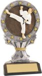 Karate - All-star Resin Trophy Allstar Resin Trophies