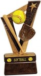Trophy Band Resin -Softball Band Resin Trophies