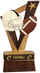 Trophy Band Resin -Football Band Resin Trophies
