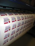 Decals Banners, Canvas, Clings & Decals