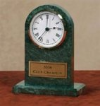 Marble Arch Clock Boss Gift Awards