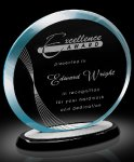 Corona II Clear Glass Awards