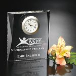 Moments Beveled Clock Clock Awards