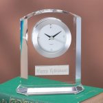 Solid Crystal Clock Awards