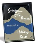 Silver Vale Colored Acrylic Awards