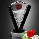 Conquest Award Corporate Crystal Awards