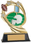 Football Cosmic Resin Trophy Cosmic Resin Trophies