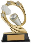 Cheer Cosmic Resin Trophy Cosmic Resin Trophies