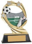 Soccer Cosmic Resin Trophy Cosmic Resin Trophies