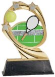 Tennis Cosmic Resin Trophy Cosmic Resin Trophy Awards