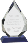 Diamond Crystal Award Crystal