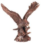 Bronze Eagle Resin Trophy Eagle Awards