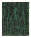 Green Wood Grain Recognition Plaque Employee Awards