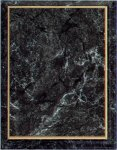 Improve Black Marble Finish Recognition Plaque Employee Awards
