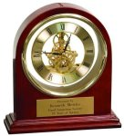 Grand Piano Arch Clock Executive Gift Awards