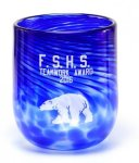 Ron Hinkle Glass Bowl Featured Items