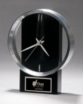 Black and Silver Modern Design Clock Featured Items
