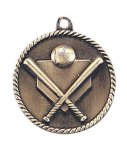 High Relief Medal -Baseball High Relief Medallion Awards