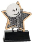 Little Pals Resin Trophy -Golf Ignite Resin Trophies