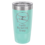 Polar Camel 20 Oz. Tumbler -Teal Insulated Ringneck Tumbler - 20oz