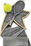 Jazz Star Resin -Tennis Jazz Star Resin Trophies