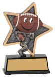 Little Pals Resin Trophy -Football Little Pals Resin Trophies