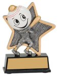 Little Pals Resin Trophy -Baseball Little Pals Resin Trophies