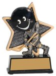 Little Pals Resin Trophy -Hockey Little Pals Resin Trophy Awards