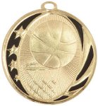 Basketball MidNite Star Medal Midnite Star Medal Series