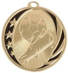 Soccer MidNite Star Medal MidNite Star Medallion Awards