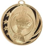 Torch MidNite Star Medal MidNite Star Medallion Awards