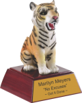 Tiger (Full Body) Resin Miscellaneous Resin Trophies
