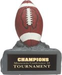 Football - Colored Resin Trophy Miscellaneous Resin Trophies