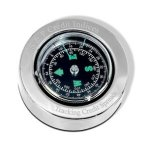 Vip Silver Compass Paperweight Paper Weights