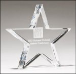 Constellation Series Crystal Award Paperweight Awards