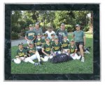 Black Marble Finish Photo/Certificate Frame Plaque Photo Plaques