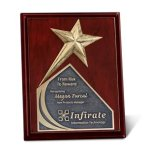 Golden Star Seneca Piano Finish Plaques