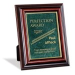 Heritage Classic Piano Finish Plaques
