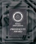 Black Marble Acrylic Award Recognition Plaque Recognition Plaques