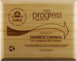 R2708 - Bamboo Recognition Plaques