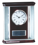 Rosewood Clock Sales Awards