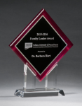 Digitally Printed Diamond Award Sales Awards