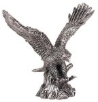 Silver Eagle Resin Trophy Sales Awards