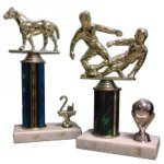 Style 02 Single Column Trophies