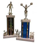 Style 13 Single Column Trophies