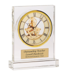 Prestige Clock Square Rectangle Awards
